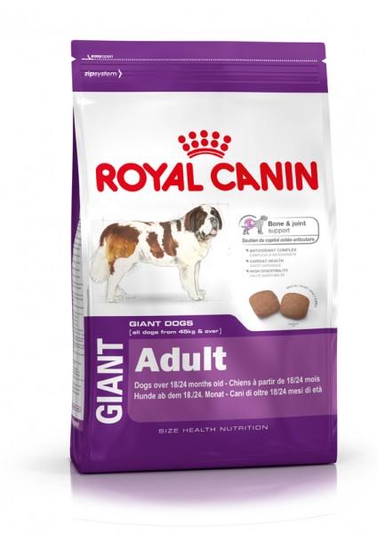 Giant Adult (Hund)