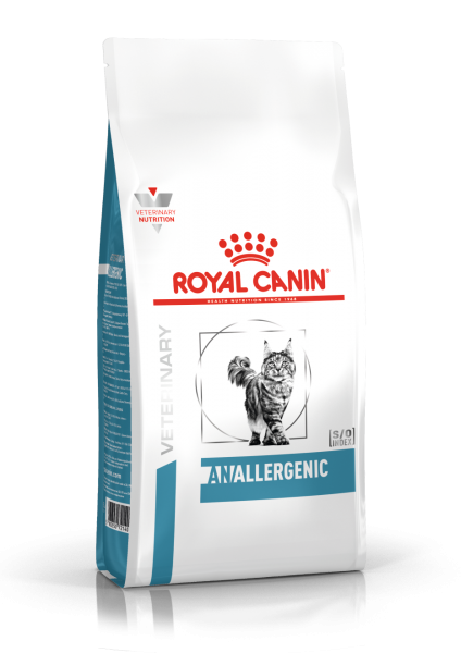 Royal Canin Anallergenic Katze | MDPETFOOD