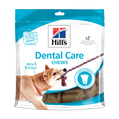 Dental Care Cews (Hund)