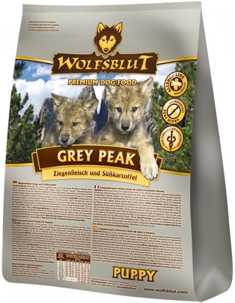 Grey Peak Puppy