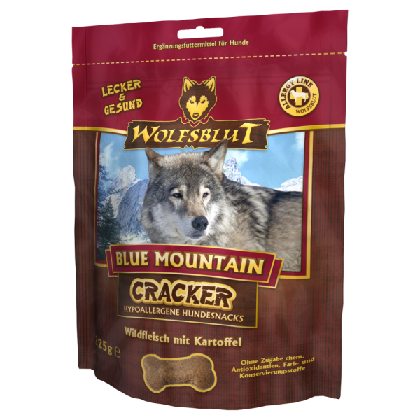 Blue Mountain Cracker