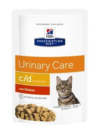 Feline c/d Urinary Stress Huhn (Katze)