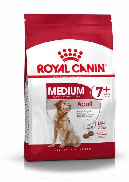Medium Adult 7+ (Hund)