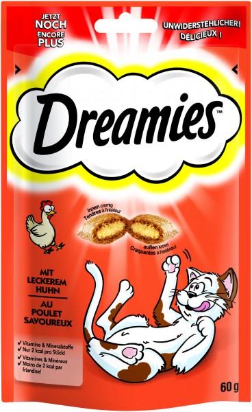 Dreamies mit Huhn Katzensnack günstig kaufen