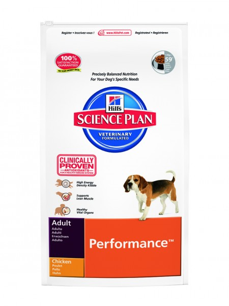 Canine Adult Performance (Hund)