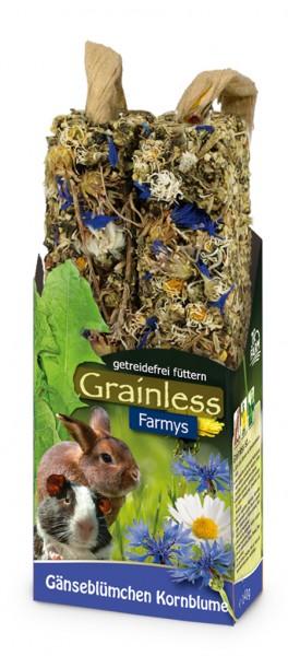 JR Grainless Farmys Gänseblümchen-Kornblume