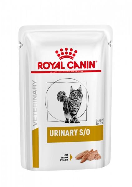 Urinary S/O Loaf/Mousse (Frischebeutel) (Katze)