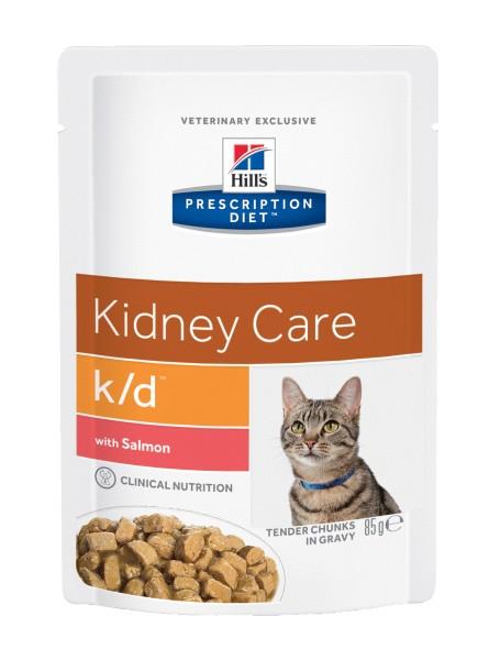 Feline k/d Lachs (Katze)