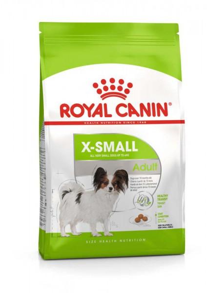 X-Small Adult (Hund)