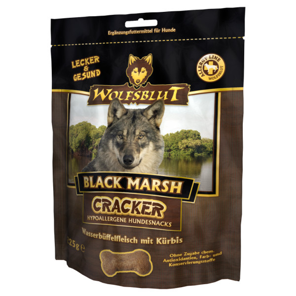 Wolfsblut Black Marsh Cracker