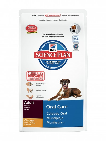 Canine Adult Oral Care (Hund)