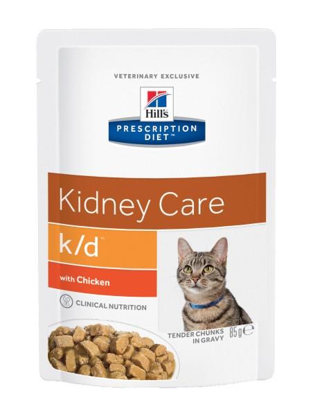 Feline k/d Huhn (Katze)
