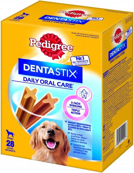 Pedigree Dentastix tägliche Zahnpflege Multipack 28 Stk. (Hund)