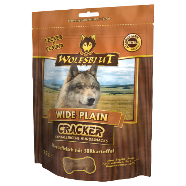 Wolfsblut Wide Plain Cracker