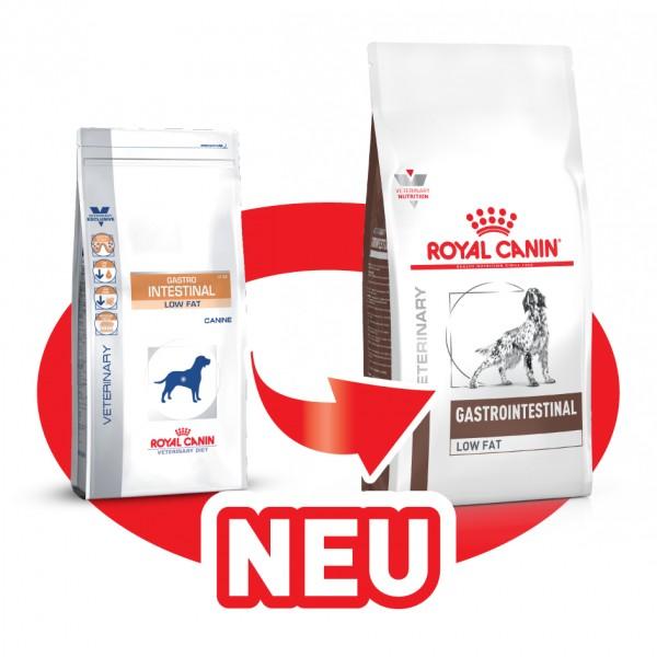 Gastro Intestinal Low Fat (Hund)