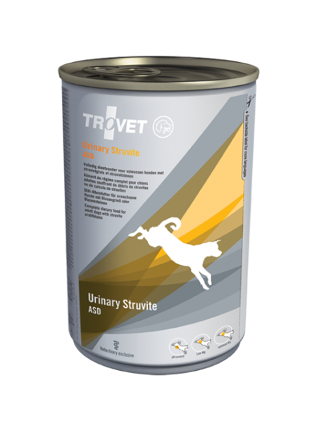 Urinary Struvite ASD (Hund)