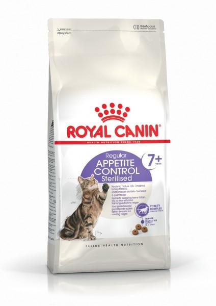 Sterilised 7+ Appetite Control (Katze)