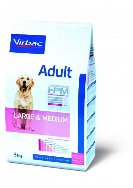 Adult Dog Large & Medium
