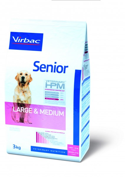 Senior Dog Large & Medium
