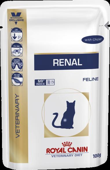 Renal Chicken (85g Beutel) (Katze)