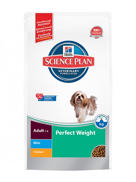 Canine Adult Perfect Weight Mini (Hund)